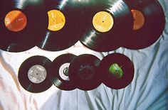 Records are the best kind of music
