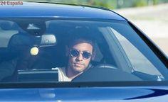 Neymar, media hora en el entrenamiento del Barcelona y ¿despedida?