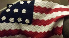 Check out this item in my Etsy shop https://www.etsy.com/listing/234578622/crochet-american-flag-decorative-crochet
