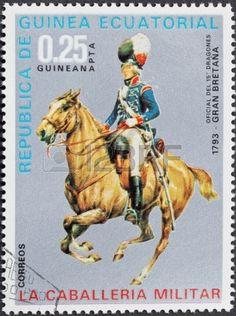 REPUBLIC OF EQUATORIAL GUINEA Guinea - CIRCA 1976: A postage..