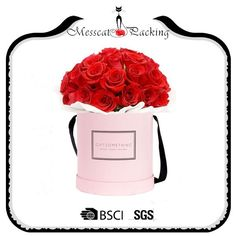 Order flowers from Singapore's most popular online flower shop. Flower Packaging, Box Packaging, Flower Boxes, My Flower, Order Flowers, Gift Flowers, Online Flower Shop, Hat Boxes, Hat Making