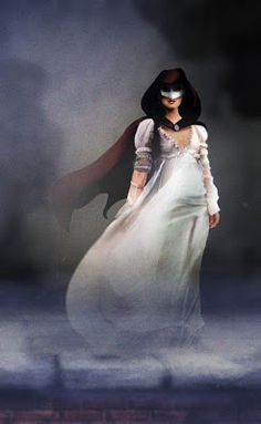 Cana a la nube: La Dama de Blanco