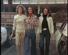 Charlie's Angels stagione 1