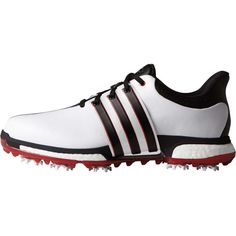 huge selection of 6841a e66ba Adidas Golf Adidas Mens Tour 360 Boost Golf Shoes Featuring a premium  leather upper with climaproofreg