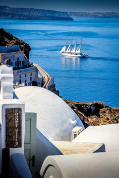 Santorini Grecia, Greece Pictures, Paradise On Earth, Greece Islands, Macedonia, Amazing Destinations, Live Life, Caribbean, Rio