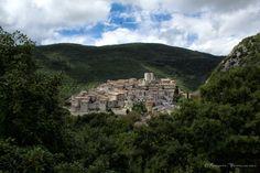 Polino (TR) Il più piccolo comune della Provincia di Terni ( Umbria )