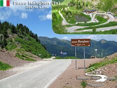 Passo Manghen (2047 m) - Alpi Occidentali Mountain Pass, Golf Courses, Mountains, Nature, Travel, Image, Environment, Climbing, Viajes