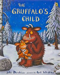 The Gruffalo - Preschool activities and crafts. Do you know the Gruffalo? The Gruffalo is a delightful children's book by writer and playwright Julia Donaldson, illustrated by Axel Scheffler. Julia Donaldson Books, Snail And The Whale, Axel Scheffler, Gruffalo's Child, Room On The Broom, The Gruffalo, Holding Baby, Penguin Books, Kids Reading
