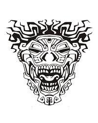 """Résultat de recherche d'images pour """"azteque dessin"""""""
