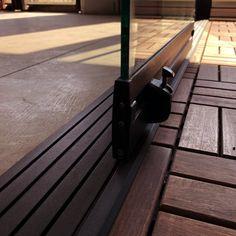 Sisteme din sticla pentru inchidere terasa | 7 ani garantie