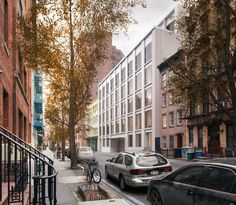 Gallery of David Chipperfield's West Village Apartment Complex Finally Given Greenlight - 3