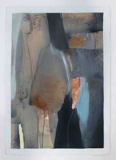 Art abstrait  Art Original Art contemporain peinture moderne Gouache, Art Original, Original Paintings, Painting Inspiration, Art Inspo, Abstract Watercolor, Abstract Art, Abstract Expressionism, Oeuvre D'art