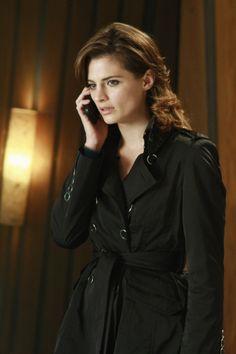 TV SHOWS: Stana Katic on Castle (Season 2)