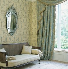 Arabesque Collection, Zoffany. #tristanbutterfield