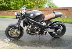 96 VFR 750 Cafe Racer - Page 12 - Custom Fighters - Custom Streetfighter Motorcycle Forum