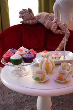 Synie's Cupcakes  23 Rue de l'Abbé Grégoire  75006 Paris  Tel : 01 45 44 54 23