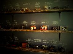"""This would be so fun to do with my vintage camera collection...of course, I would need a """"few"""" more cameras!  :)"""