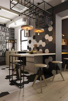 Industrial Design Ideas: Let's find out how you can elevate your industrial loft with the most dazzling industrial style ideas!
