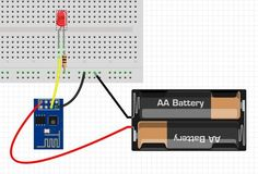Picture of Blink for #ESP8266 native, like arduino using Windows