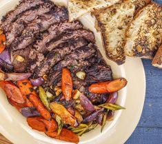 Rachael's Pot Roast, Tuscan-Style Chuck Roast Recipes, Pot Roast Recipes, Entree Recipes, Cooking Recipes, Yummy Recipes, Cooking Beef, Italian Cooking, Cooking Ideas, Meat Recipes
