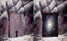 PERU - Puerta de Hayu Marca, O Portal dos Deuses (STARGATE)