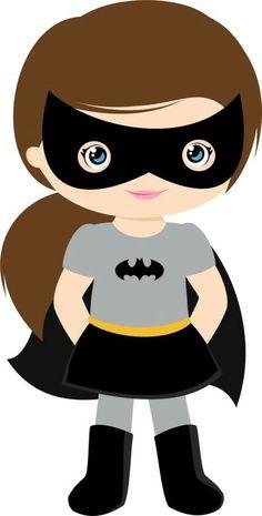 cute wonder woman baby clipart - Be Batman - Ideas of Be Batman - cute wonder woman baby clipart Batman Birthday, Batman Party, Superhero Birthday Party, Batman And Batgirl, Batman Robin, Baby Batgirl, Marvel Characters, Cartoon Characters, Wonder Woman Party