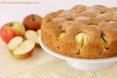 Rezept versunkener Apfelkuchen vegan lecker saftig