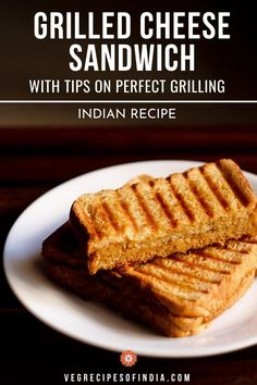 The grilled cheese sandwich is a recipe that every type of cuisine has a variation of. This Indian variation is a common street food in Mumbai and is such an easy recipe that anyone can make this classic sandwich with an Indian twist. Just follow our recipe on how to make this grilled cheese sandwich with Indian spices and tips on grilling it perfectly. #Indianfood #streetfood #Mumbai #CheeseSandwich #Sandwich #Cheese