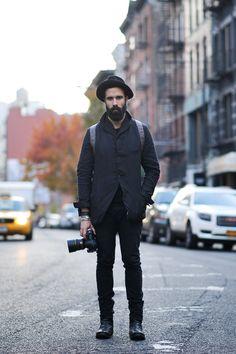 Street of New York, USA Fashionsnap.com | Fashionsnap.com