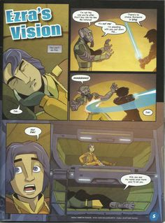 Ezra's Vision, this month's comic featured in the official Star Wars Rebels magazine. Final part's here: http://chosenofmythal.tumblr.com/post/126536380869/ezras-vision-part-two-part-ones NB: Hey,...