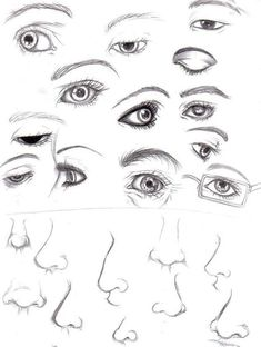 realistic nose drawings  D r a w i n g s   Pinterest  Nose ...