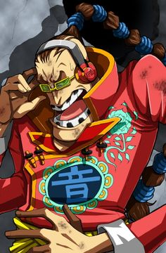 One Piece, Scratchmen Apoo. Awesome Anime, Anime Love, One Piece Fanart, 0ne Piece, Monkey D Luffy, Nico Robin, Roronoa Zoro, Japanese Manga Series, Cartoon Drawings