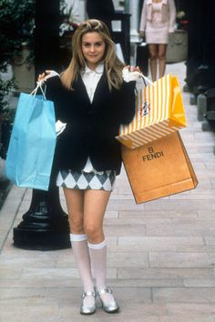 Clueless/ My First fashion Icon :) & one of my all time fav movies!