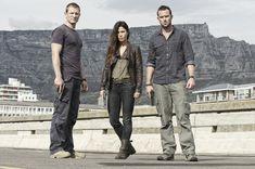 Philip Winchester, Rhona Mitra & Sullivan Stapleton #StrikeBack #TV #Celebrities