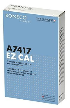 BONECO EZCal 7417 Humidifier Cleaner & Descaler FamilyValue 4Packs