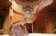 Photograph Stunning staircase in the palace in Lviv by Alexey Grachev on 500px