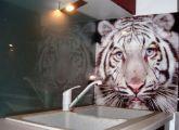 #tiger panele szklane do kuchni backsplash.pl