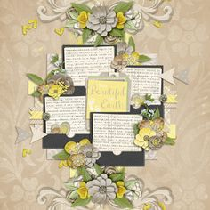 I journaled about my miscarriages. So hard but very cathartic For SSD March Bingo 17: create a photoless page Gone too Soon by Amber Shaw Cindy's Layered Templates - Set 192: Just for Journaling 10 by Cindy Schneider