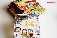 Biuro Detektywistyczne Lassego i Mai - lektura dla młodszego ucznia