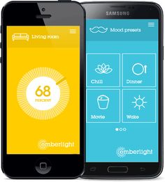 emberlight iOS & Android App