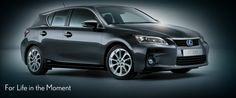 Lexus welcomes visitors to explore the all-new Lexus CT 200h, the newest addition to the Lexus family of hybrids. Test drive one at EPIC Expo and experience for yourself the agile handling and dynamic performance of the new CT, the most fuel-efficient, luxury vehicle in Canada.