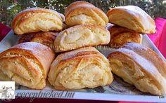 Érdekel a receptje? Kattints a képre! Ciabatta, Cake Cookies, Sweets, Bread, Minden, Food, Good Stocking Stuffers, Candy, Eten