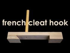 french cleat storage - Google Search