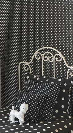 Polka Dots bedding