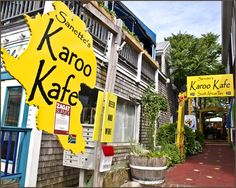 Provincetown Restaurants Karoo Kafe : Serving South African Cuisine on Cape Cod