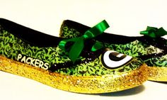 Packers tennis shoes