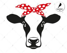 Cow bandana svg – heifer svg – silhouette and clipart – cutting files for Cricut Studio, Silhouette Cameo, sublimation and many others Cow Clipart, Cow Tattoo, Cow Drawing, Donkey Drawing, Head Bandana, Cow Face, Cow Head, Farm Art, Cute Cows