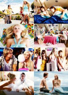 Aquamarine Such a fun, corny movie. All Movies, 2 Movie, Love Movie, Disney Movies, Movies Showing, Movies And Tv Shows, Aquamarine Movie, The Sweetest Thing Movie, Romantic Movies