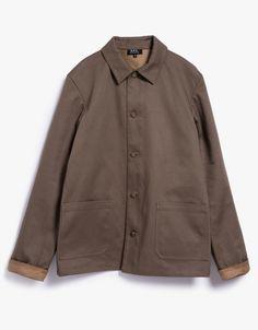 A.P.C. Woodstock Jacket