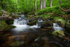 Lusen, Bayerischer Wald, Deutschland #wallpaper